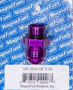 MagnaFuel - MagnaFuel #10 to #8 O-Ring Male Adapter Fitting