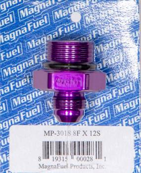MagnaFuel - MagnaFuel #8 to #12 O-Ring Male Adapter Fitting