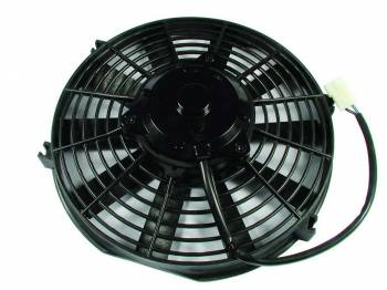 "Mr. Gasket - Mr. Gasket High Performance Reversible Electric Cooling Fan - 14"" Diameter , 1800 CFM , 2100 RPM , 10.3 Amp Draw"