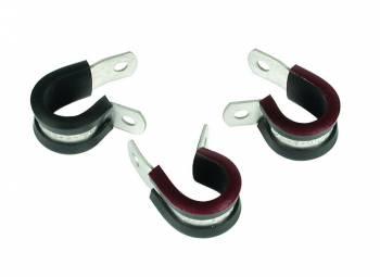 Mr. Gasket - Mr. Gasket Adel Mounting Clamps - 9/16 I.D. - (6 Pack)