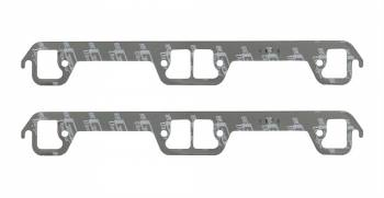 Mr. Gasket - Mr. Gasket Ultra Seal Exhaust Gasket Set - Dog Leg Port