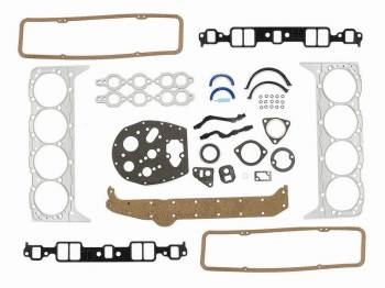 Mr. Gasket - Mr. Gasket Engine Rebuilder Overhaul Gasket Kit - w/ Steel Shim Head Gasket