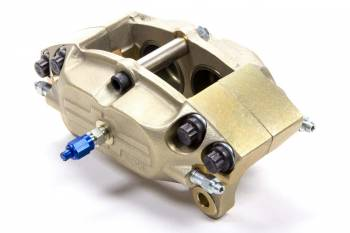 "Mark Williams Enterprises - Mark Williams MW Quick Change Brake Caliper 4 Piston Aluminum Black - 0.313 to 0.375"" Thick Rotor"
