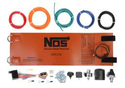 Nitrous Oxide Systems (NOS) - NOS Automatic Nitrous Bottle Heater - 10 lb. and 15 lb. Bottles