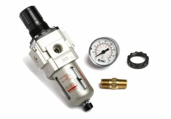 Nitrous Oxide Systems (NOS) - NOS Nitrous Refill Station Transfer Pump Kit - Regulator