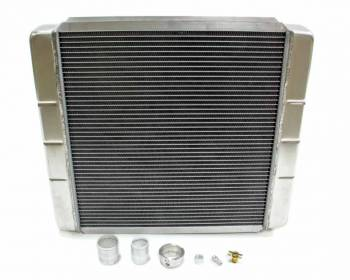 Northern Radiator - Northern Radiator Custom Aluminum Radiator Kit - 22 x 19 Overall