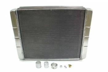 "Northern Radiator - Northern Radiator Custom Aluminum Radiator Kit 26"" x 19"" Overall"
