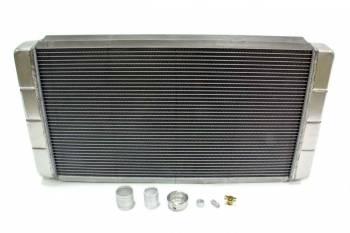 Northern Radiator - Northern Radiator Custom Aluminum Radiator Kit 31 x 16 Overall