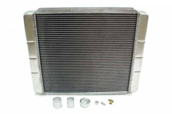 Northern Radiator - Northern Radiator Custom Aluminum Radiator Kit 24 x 19 Overall