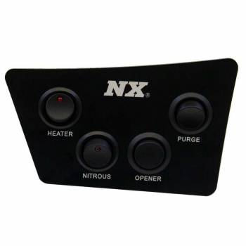Nitrous Express - Nitrous Express (NX) Custom Switch Panel - Dodge Challenger