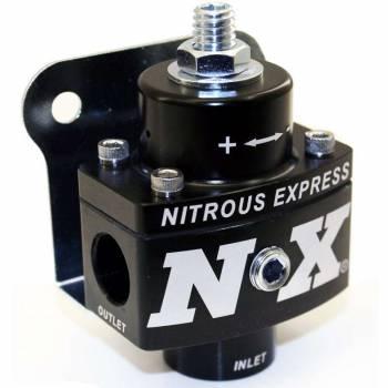 Nitrous Express - Nitrous Express (NX) NX Billet Fuel Pressure Regulator Non-Bypass