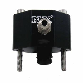 Nitrous Express - Nitrous Express Billet Fuel Block Kit - Includes Bolts and 2 O-Rings