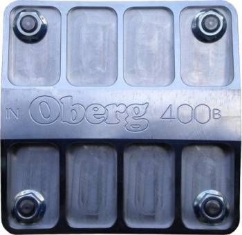 Oberg Filters - Oberg 400 Series Filter with 28 Micron Filter Screen