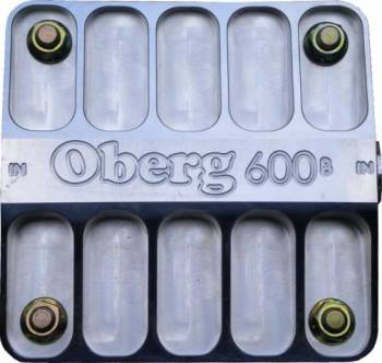 Oberg Filters - Oberg 600 Series Filter with 60-Micron Filter Screen
