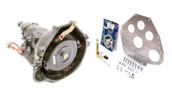 Performance Automatic - Performance Automatic Transmission Package AOD Street Smart