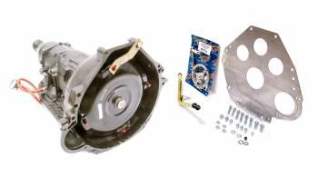 Performance Automatic - Performance Automatic Transmission Package AOD Street Smart
