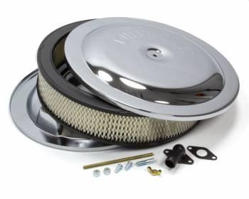 """Proform Parts - Proform Air Cleaner - Chevrolet Emblem 14"""""""