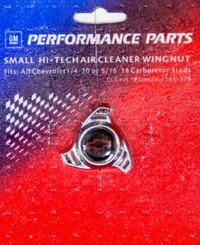 Proform Performance Parts - Proform Air Cleaner Nut - Bow Tie Emblem - Hi-Tech