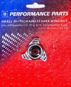 Proform Performance Parts - Proform Air Cleaner Nut - Bow Tie Emblem - Hi-Tech