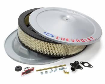 "Proform Parts - Proform High-Tech Collector Series Air Cleaner Kit - Bow Tie Emblem - 14"""