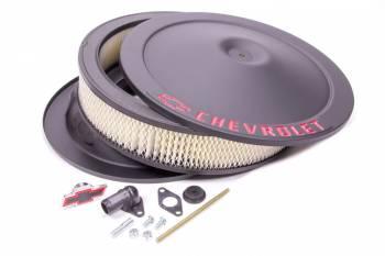 """Proform Performance Parts - Proform Air Cleaner - Bow Tie Emblem - 14"""""""