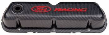 Proform Performance Parts - Proform Ford Racing Valve Covers - Carbon Style