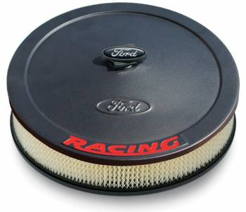 "Proform Performance Parts - Proform Air Cleaner - Ford Racing Emblem - 13"" Diameter"