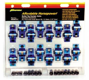 Proform Performance Parts - Proform Extruded Aluminum Roller Rocker Arm - 1.5 Ratio
