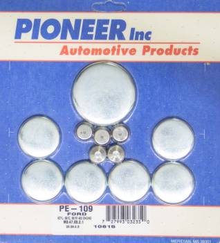 Pioneer Automotive Products - Pioneer 400 Ford Freeze Plug Kit
