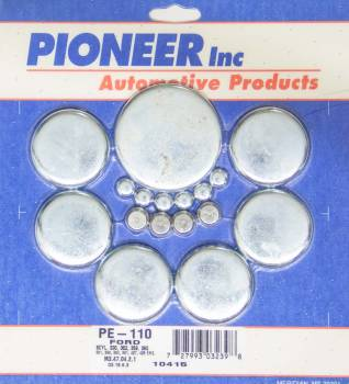 Pioneer Automotive Products - Pioneer 390 Ford Freeze Plug Kit