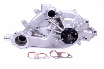 "PRW Industries - PRW INDUSTRIES Mechanical Water Pump High Performance 3/4"" Shaft Pump Only - Aluminum"