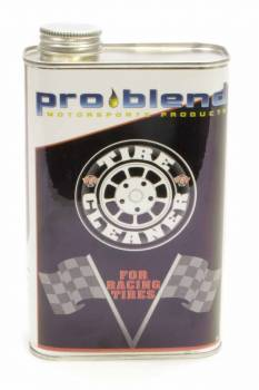 Pro-Blend - Bro-Blend Racing Tire Cleaner - 30 oz. Can