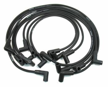 PerTronix Performance Products - PerTronix 8mm Custom Wire Set - Black