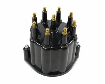PerTronix Performance Products - PerTronix Distributor Cap - Black w/ Male Tower