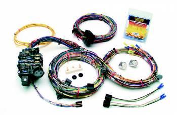 Painless Performance Products - Painless Performance Classic-Plus Customizable 1967-68 Camaro/Firebird Harness - 24 Circuits