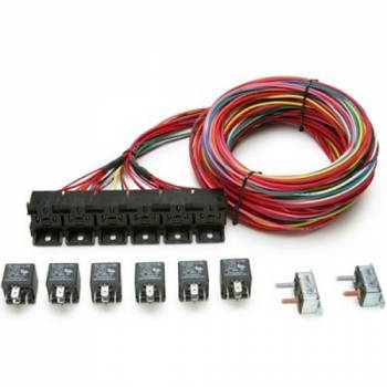 Painless Performance Products - Painless Performance 6 Pack Relay Bank