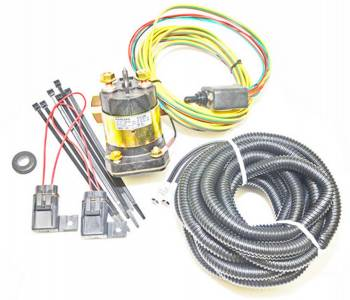 Painless Performance Products - Painless Performance Products Dual Battery Control System 3 Position Switch 250 Amps Solenoid/Switch/Wire/Connectors/Fuse/Fuse Holder/Mounting Hardware - Waterproof