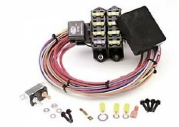 Painless Performance Products - Painless Performance Cirkit Boss 7 Circuit Weather Resistant
