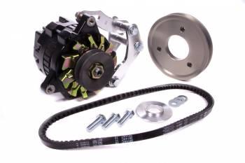 Powermaster Motorsports - Powermaster Pro Series Alternator Kit - Snug Mount