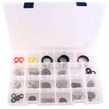 QA1 Precision Products - QA1 Precision Products Bits/Check Balls/Disc Valves/O-Rings/Pistons/Valves Shock Valving Kit QA1 26/27 Series Shocks