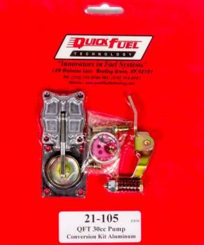 Quick Fuel Technology - Quick Fuel Technology 30cc Accelerator Pump Kit