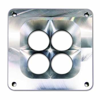"""Quick Fuel Technology - Quick Fuel Technology 4500 Flange to 4150 Bore Aluminum Spacer 3/4"""""""