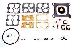 Quick Fuel Technology - Quick Fuel Technology 4150 Performance Rebuild Kit - Non-Stick Gaskets - Alcohol w/ Mechanical Secondary