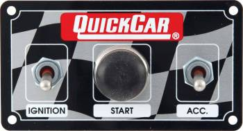 QuickCar Racing Products - QuickCar Single Ignition Dirt Ignition Control Panel