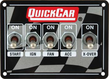QuickCar Racing Products - QuickCar Dual Ignition Dirt Ignition Control Panel