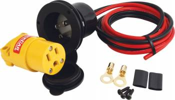 QuickCar Racing Products - QuickCar Dirt Remote Outlet Kit