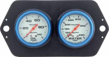 QuickCar Racing Products - QuickCar Ultra Nite Pro Carbon Fiber Sprint Panel - OP/WT