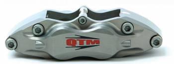 QTM Brakes - QTM Dirt Sprint Car Rear Inboard Caliper