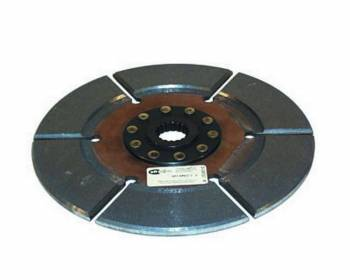 Ram Automotive - RAM Automotive Clutch Disc 10.5x1-3/16-18