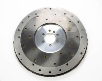 Ram Automotive - RAM Automotive Billet Aluminum Flywheel SB Chevy 86- External Balance 168t